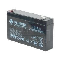 BB Battery  HR9-6